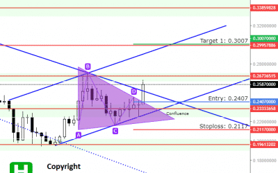 DOGE/USDT: Triangle Breakout Points to 0.30000